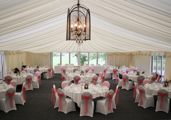 Private Dining - The Marquee