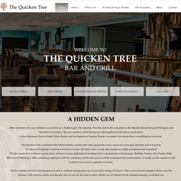 quicken tree website